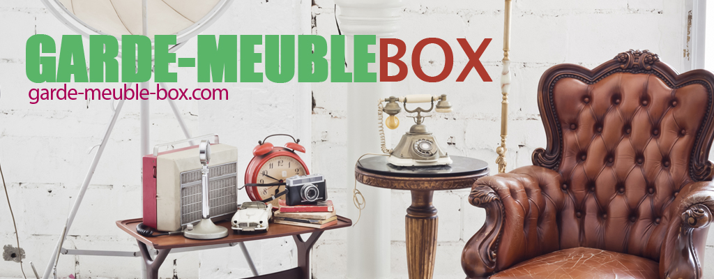 Garde meuble box